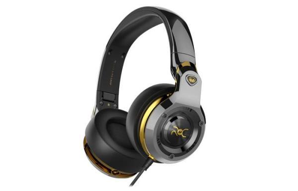 auriculares cristiano ronaldo: ROC Sport Black Platinum Over-Ear