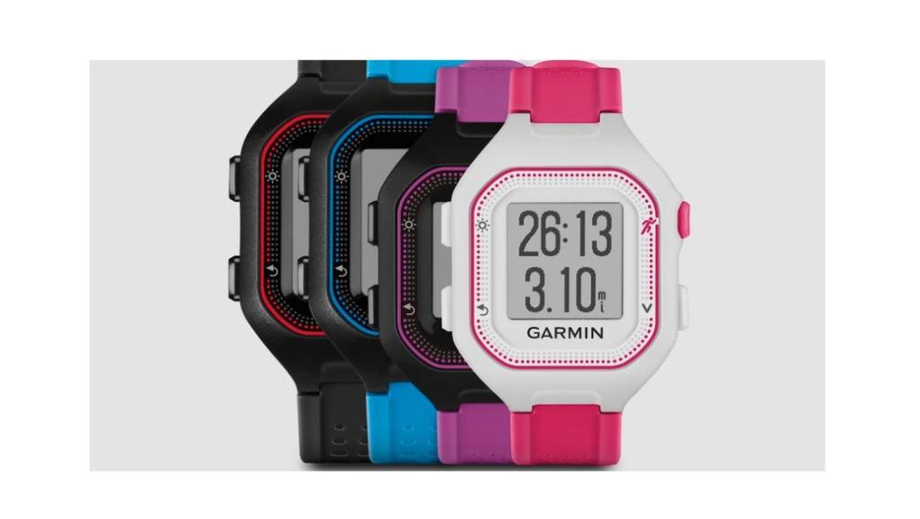 Garmin Forerunner 25 – Un nuevo reloj de running con capacidades de smartwatch