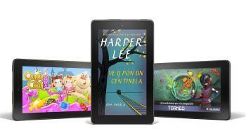 Nuevo tablet Fire de 7″ de Amazon por menos de 60 euros