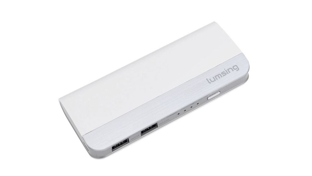 Opinión – Batería externa de 10400mAh de Lumsing