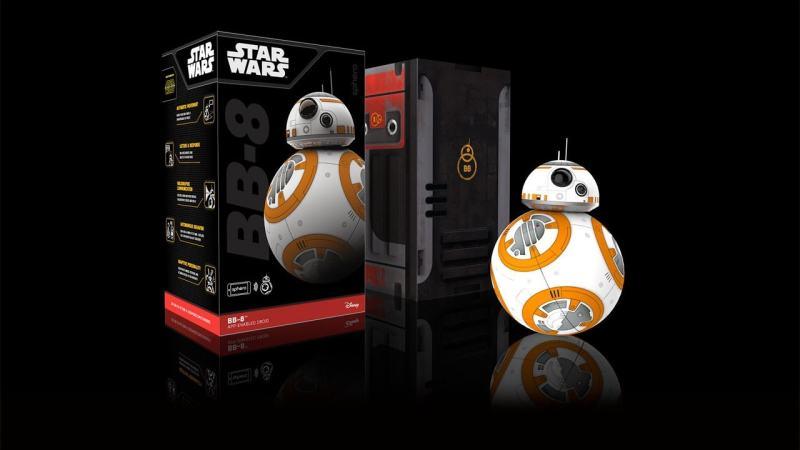 ¿Quieres el droide BB-8 de Star Wars? Ya esta a la venta por 150$