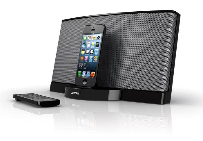 bose sounddock III - Los 2 mejores altavoces dock para iPhone-iPad-iPod en 2015
