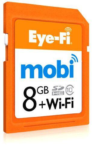 eyefi wifi tarjeta sd