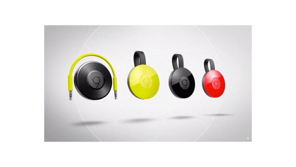 Nuevo Google Chromecast 2015 y Chromecast Audio