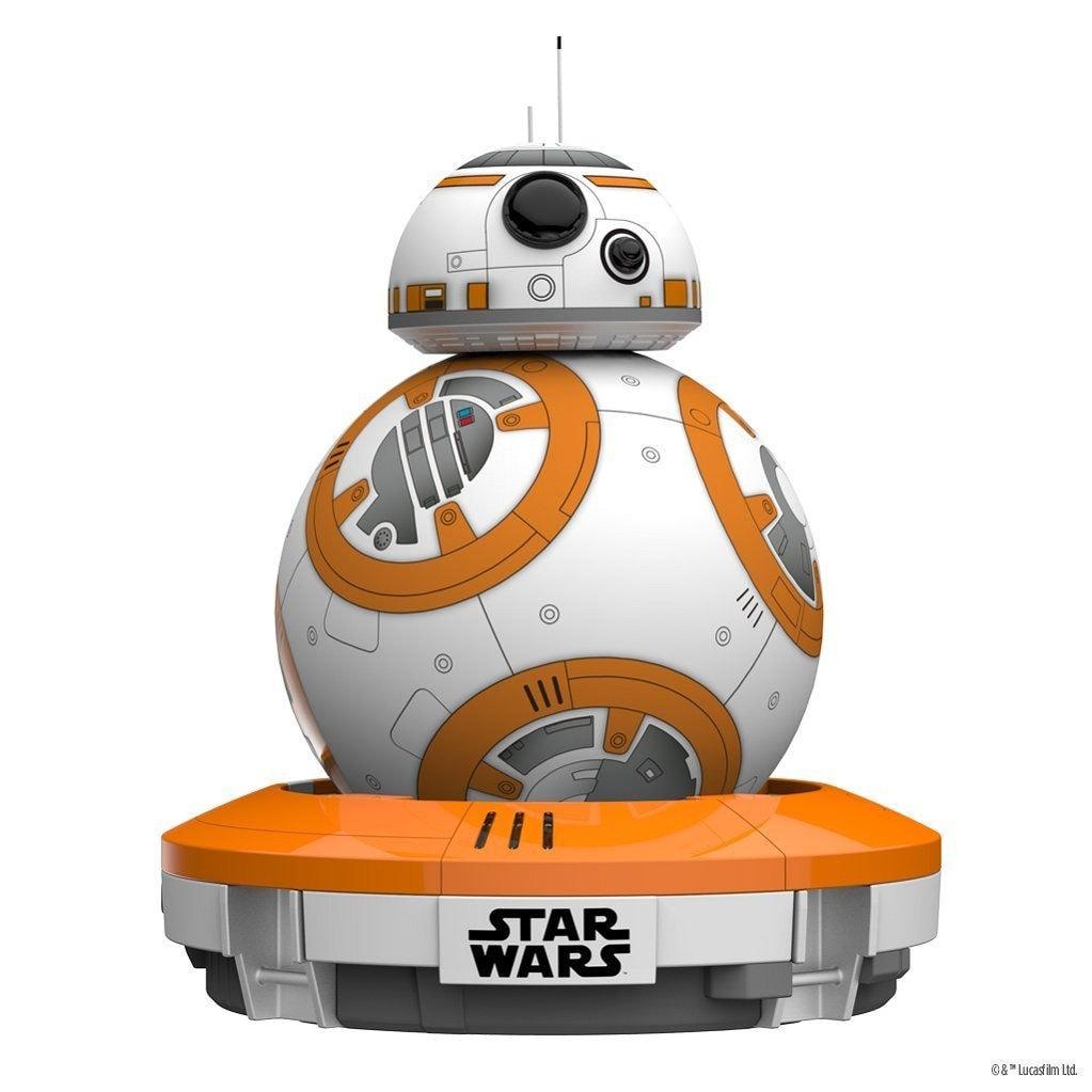 El regalo de estas navidades: Droide BB-8 (Sphero) de Star Wars