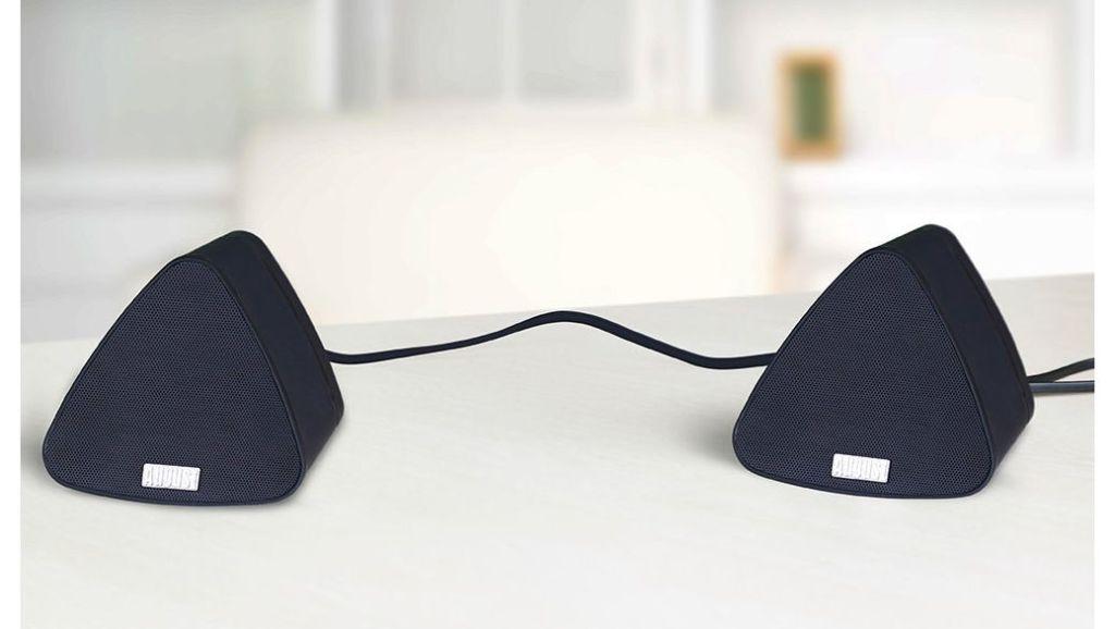 August MS515 – Altavoces Bluetooth Portátiles – Opinión