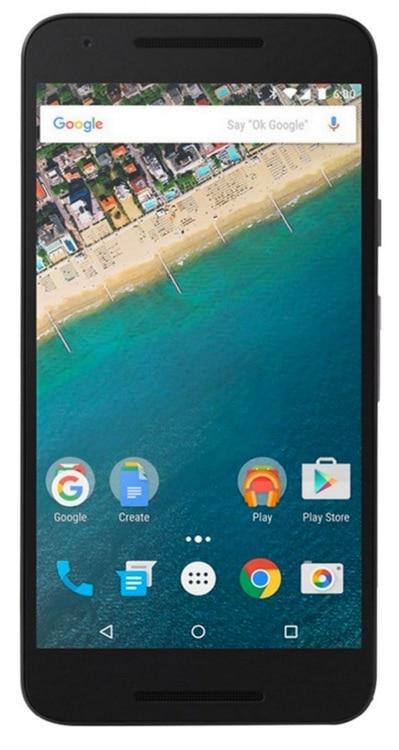 Los 8 mejores smartphones Android de 2015 y principios de 2016: nexus 5X