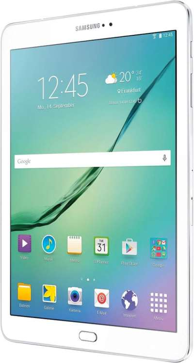 Los 6 mejores tablets de 2015: Galaxy Tab S2