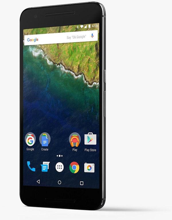 Los 8 mejores smartphones Android de 2015 y principios de 2016: Nexus 6P