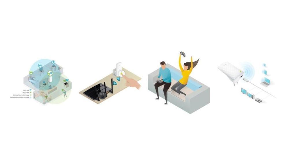 Cómo conseguir que lleguen 300Mb o más de tu conexión de fibra a internet a toda tu casa: PLC, cableGigabit Ethernet o extensor de red WiFi