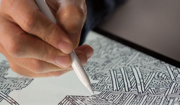 Apple Pencil para el nuevo iPad Pro