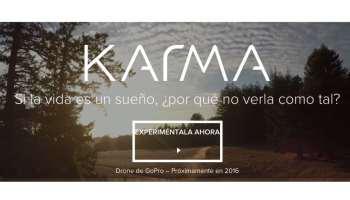 Karma, el Drone de GoPro para el año 2016