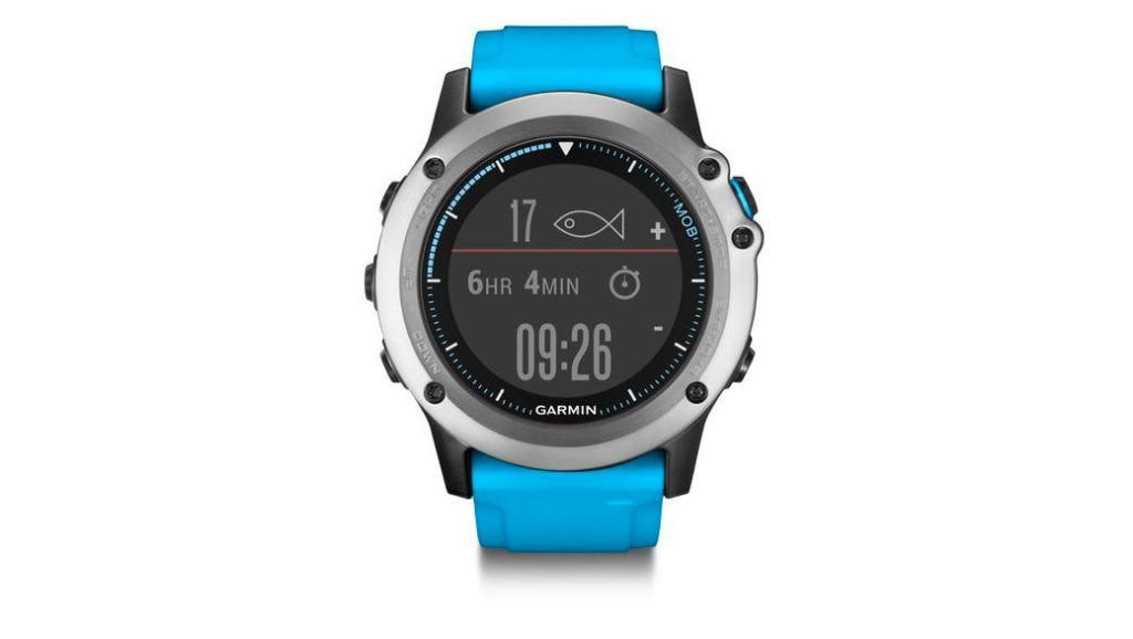 Garmin Quatix 3: el smartwatch para marineros y pescadores