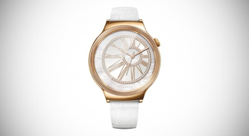 Huawei Watch Elegant y Huawei Watch Jewel: smartwatches perfectos para mujeres