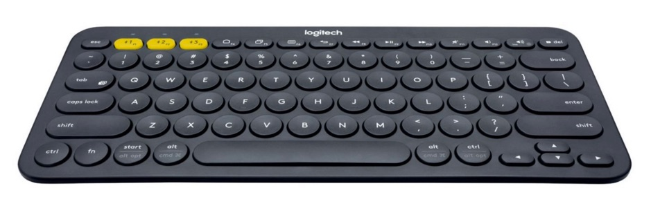 El mejor teclado bluetooth para Windows, Mac, Chrome y Android: Logitech K380