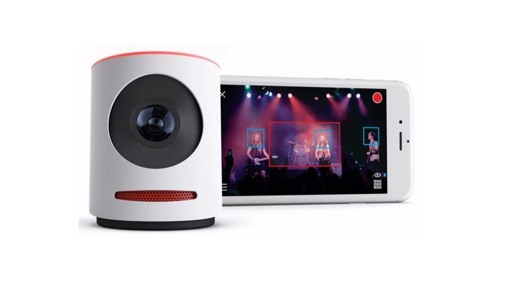 Movi, la nueva cámara que ofrece edición en vivo y funciones multicam con resolución 4K