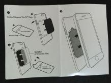 Soporte magnético para smartphones en el coche deUbegood