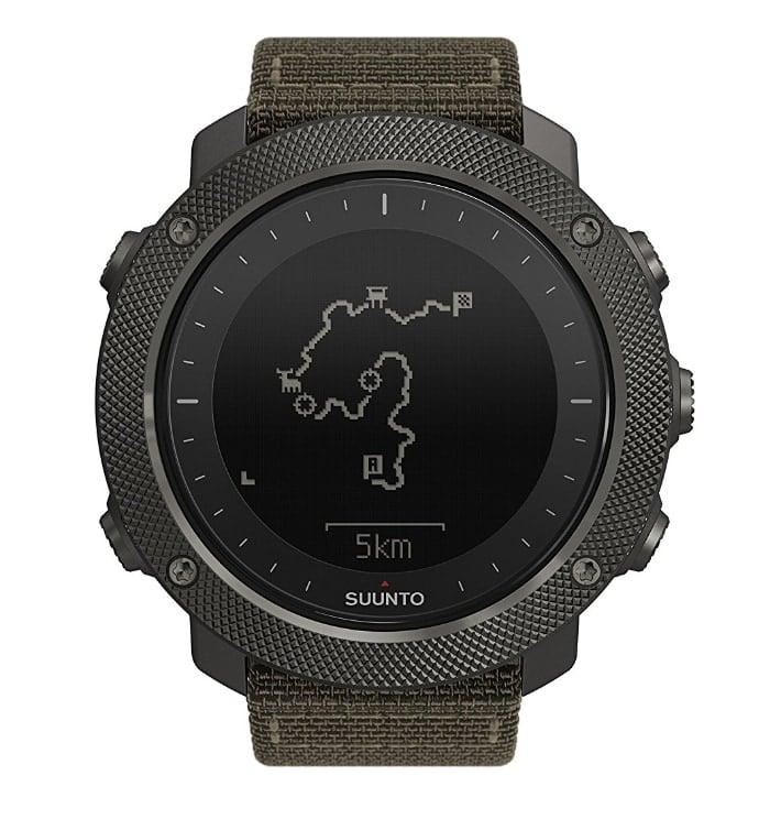Suunto Traverse Alpha - Reloj GPS Outdoor para pesca, caza y excursionismo