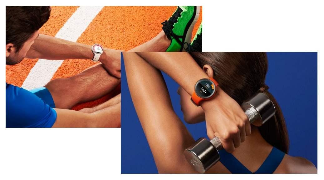 Motorola Moto 360 V2 Sport - Smartwatch Android deportivo - Opinión
