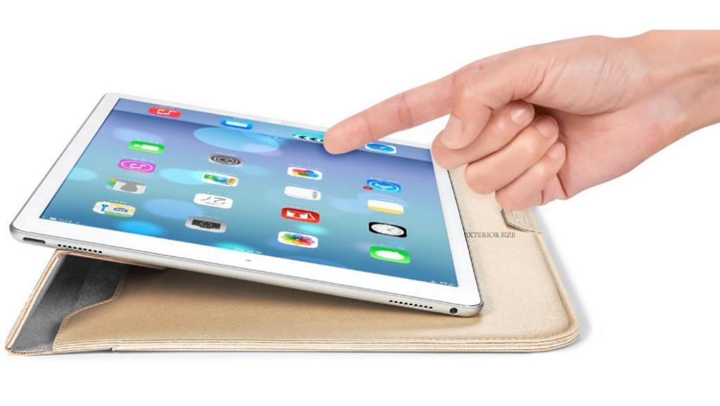 Funda para iPad Pro y Surface Pro de PLEMO – Opinión