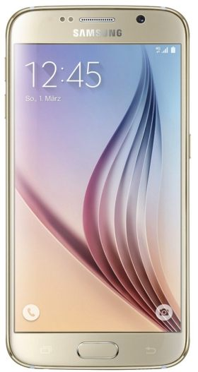 Samsung Galaxy S6 - Smartphone libre Android