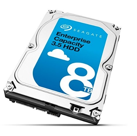 Seagate Enterprise 8TB - Disco duro