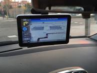 """Navegador GPS de 7"""" de NozaTec - Opinión y análisis"""