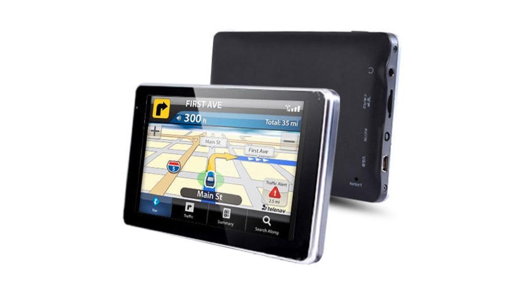 Navegador GPS de 7″ de NozaTec – Opinión y análisis