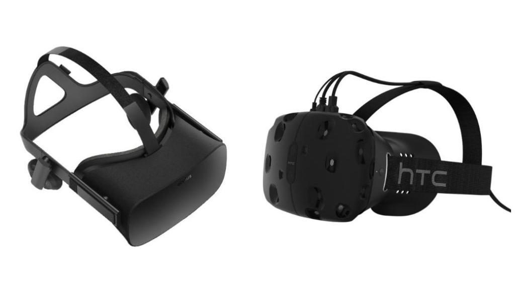Oculus Rift vs HTC Vive: ¿Qué dispositivo de Realidad Virtual es el mejor para ti?