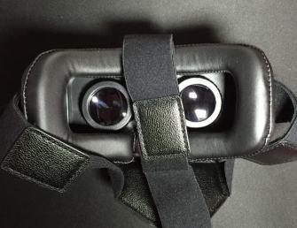 Gafas de realidad virtual VR de Afunta