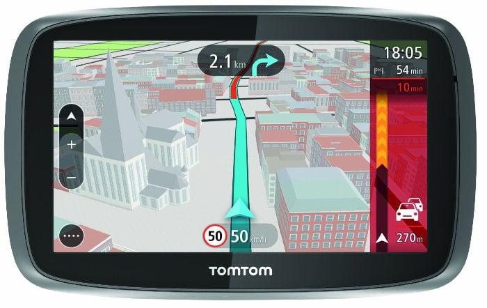 TomTom GO BT 510 - Navegador GPS coche