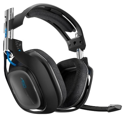 Astro Gaming A50 - Auriculares para videojuegos para PlayStation 4, PlayStation 3, PC, MAC