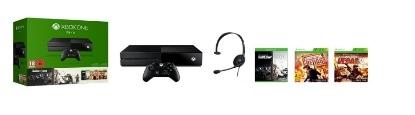 Xbox One - Consola 1 TB + Tom Clancy's Rainbow Six: Siege