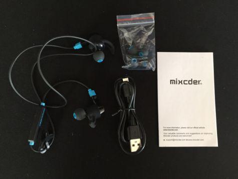 Mixcder Flyto auriculares inalámbricos Bluetooth