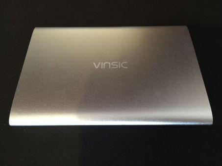 Batería Externa , Vinsic® Power bank ultra delgado de 15000mAh,