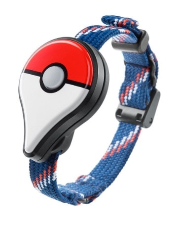 Nintendo Pokemon Go Plus