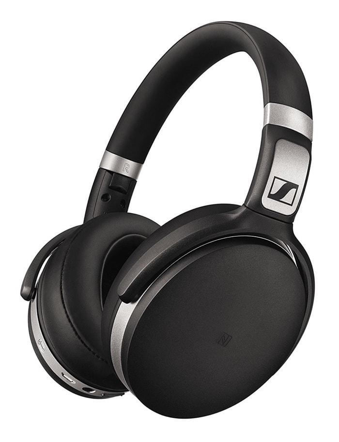 Sennheiser HD 4,50 BTNC auricular inalámbrico de parte trasera cerrada con cancelación de ruido