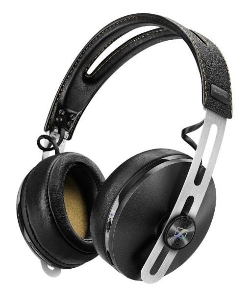 Los mejores auriculares inalámbricos premium en 2016 y principios de 2017: Sennheiser Momentum 2.0 Over Head Wireless