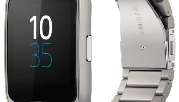 Sony Smart Watch 3 - Reloj inteligente