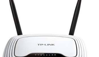 TP-Link N300 TL-WR841N - Router inalámbrico