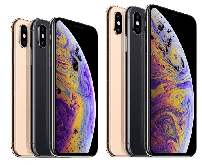 iPhone XS / iPhone XS Max