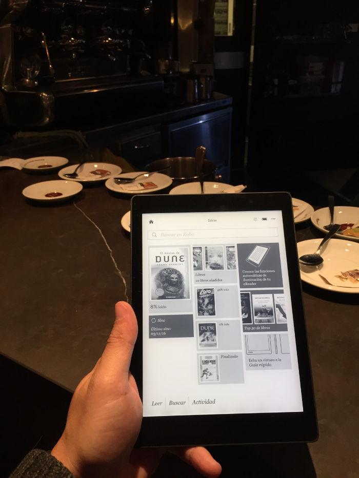 Kobo Aura One, opinión: un eReader para combatir a los Kindle de gama alta