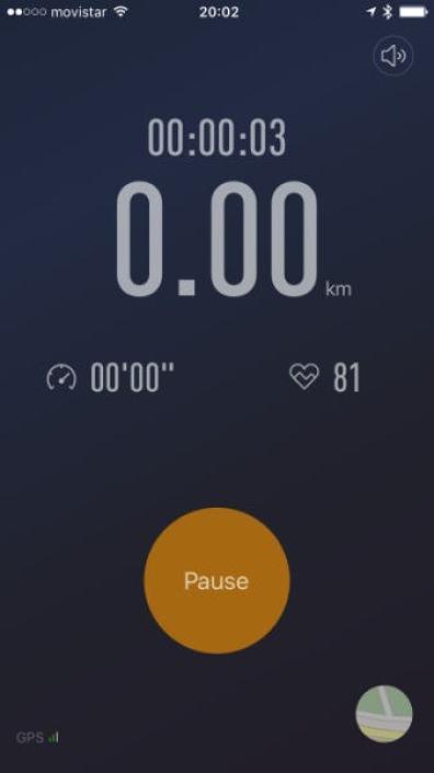 Xiaomi Mi Band 2: pulsaciones en movimiento