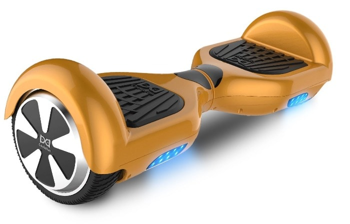Cool&Fun Hoverboard Patinete Eléctrico