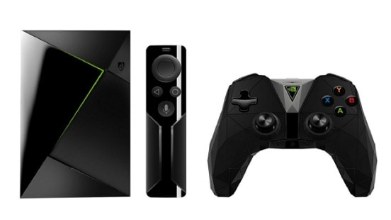 Nvidia Shield TV - Android TV Box & gaming (resolución 4K HDR, memoria interna de 16 GB, 3 GB de RAM, Android 7.0)