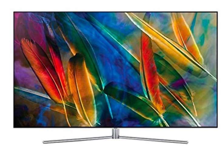 """TVC SAMSUNG QLED QE55Q7FAMTXXC 4K - Televisor 4K de 55"""""""