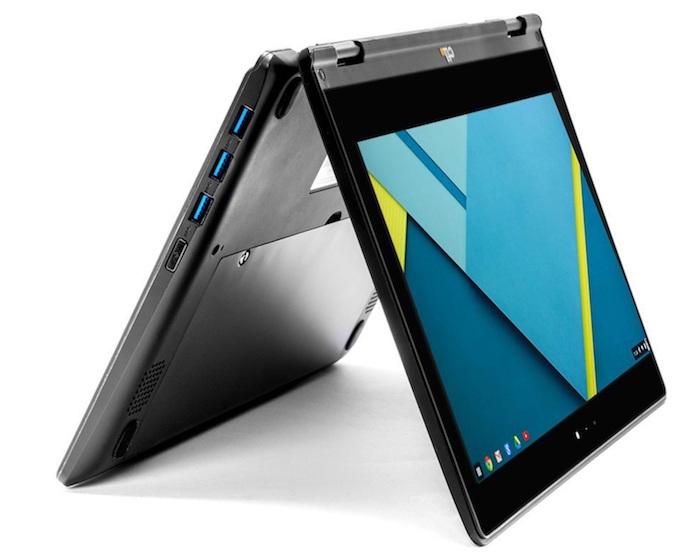 Chromebook CTL J5 - Portátil con pantalla táctil por menos de 400 euros