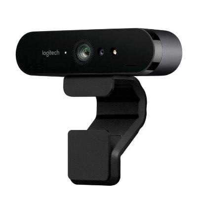 Logitech Brio - Cámara web 4K Ultra HD perfecta para streaming