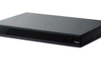 Sony UBPX800 - Reproductor de Blu-ray 4K UHD