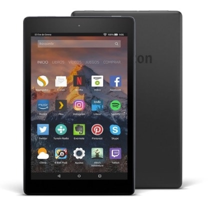 "Amazon Fire HD de 8"" 2017"